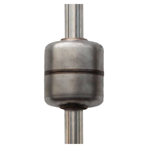 Поплавок уровня металлический для АЗС, НБ, АПЖ (ПУД)
