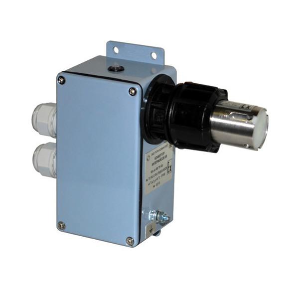 Датчик загазованности оптический (ДЗО) с конвертером интерфейсным (КИ)