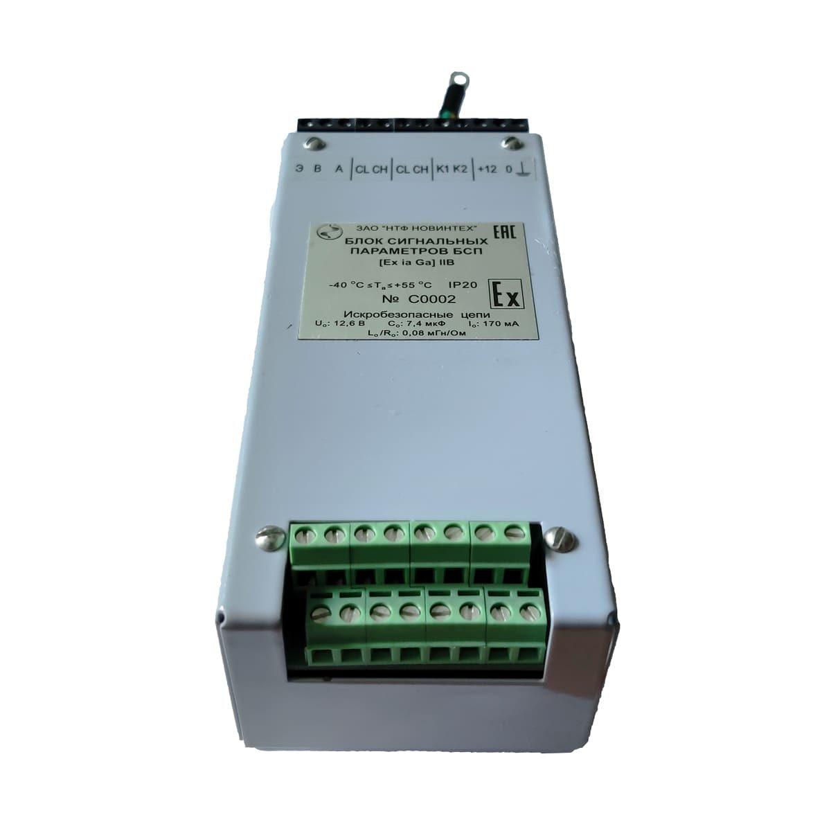 Блок сигнальных параметров (БСП)
