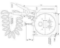 Устройство заземления автоцистерн УЗА-2МК-05 - СТРУНА+